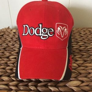 NWOT 90's DODGE RAM CHASE AUTHENTIC HAT